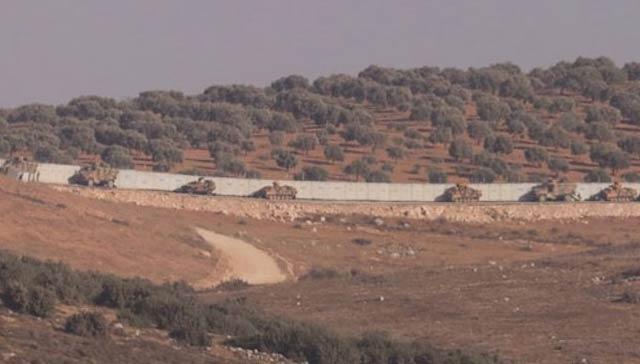 Suriye sınırında 3 el yapımı patlayıcı bulundu