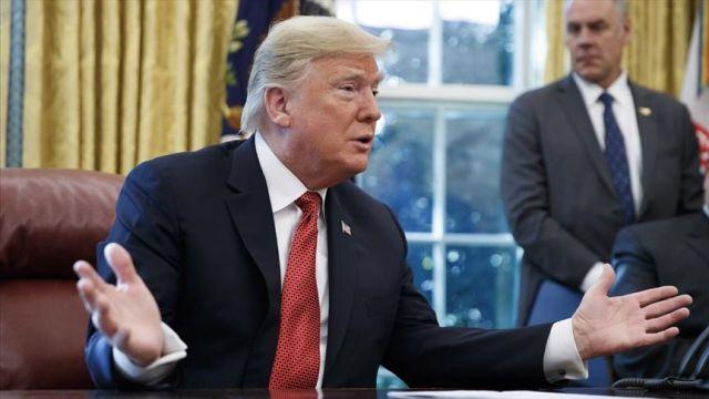 Trump'tan 'İran konusunda çıkış stratejisine ihtiyacım yok' açıklaması