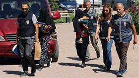 Sivas'ta Gazal ninenin 10 yıllık yaşlılık maaşını çalan hırsızlar bir günde yakalandı