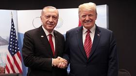 Cumhurbaşkanı Erdoğan ile ABD Başkanı Trump Japonya'da görüşecek