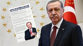 Başkan Erdoğan'dan gazetelere ilan: Dün olduğu gibi yarın da milli iradenin yanında ve emrinde olacağız