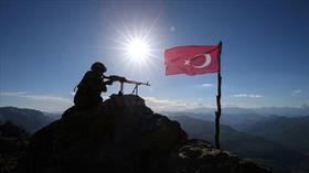 İçişleri Bakanlığı açıkladı: 6 terörist etkisiz hale getirildi