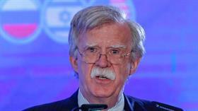 Bolton'dan İran'a yeni yaptırım tehdidi: Ya bu noktaya (müzakere) gelecekler ya da...