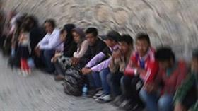 Tekirdağ'da 39 düzensiz göçmen yakalandı
