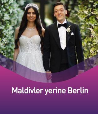 Maldivler yerine Berlin