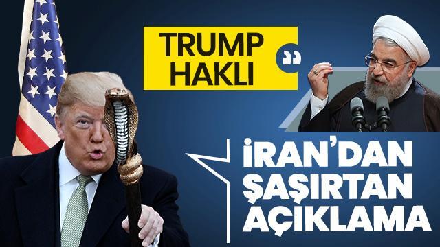 İran'dan ABD açıklaması: Savaşa susamışlar
