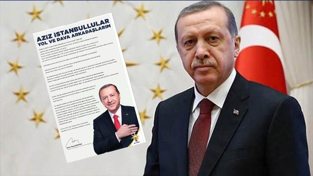 Başkan Erdoğan'dan gazetelere ilan: Sağlam temellere oturan demokrasimiz yine kazanmıştır