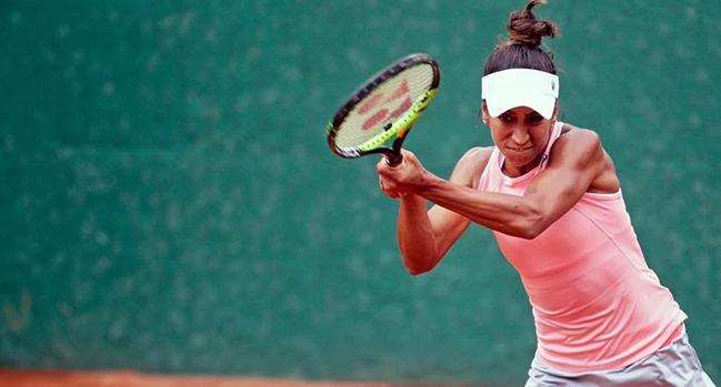 Çağla Büyükakçay, Wimbledon'da birinci eleme turunda elendi