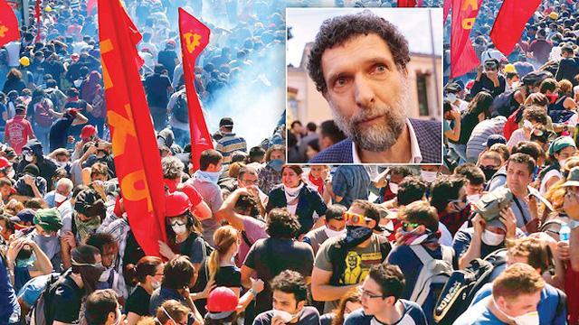Gezi Parkı olaylarına ilişkin davanın ikinci duruşması başladı