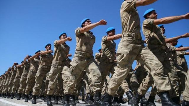 Son dakika... Yeni askerlik sistemi Meclis'te kabul edildi