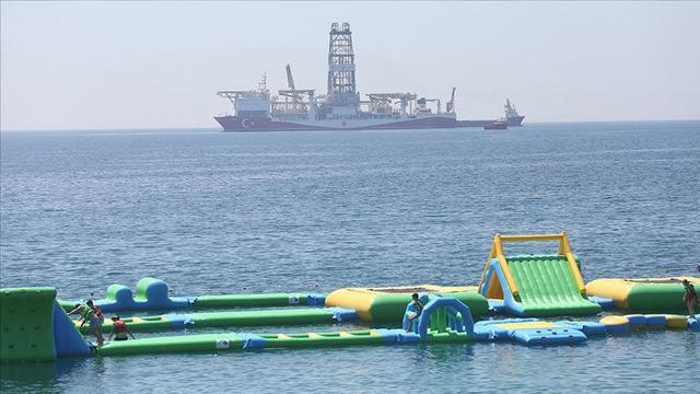 Sondaj gemimiz Yavuz, sefere çıkmadan önce tüm dikkatleri üzerine topladı