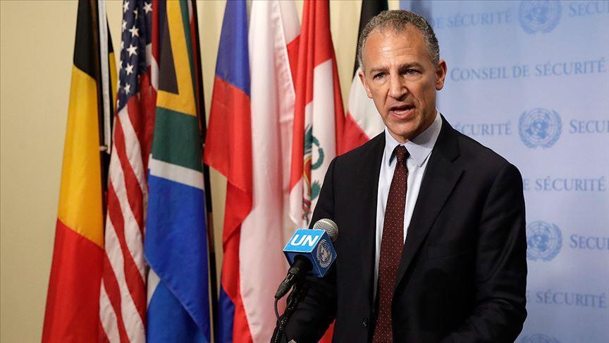 ABD'nin BM Daimi Temsilci Yardımcısı Cohen: Bizim politikamız İran'ı müzakere masasına getirmek