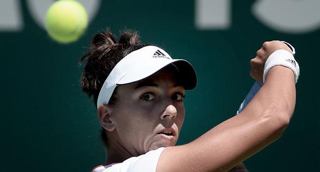 Pemra Özgen, Wimbledon'a galibiyetle başladı