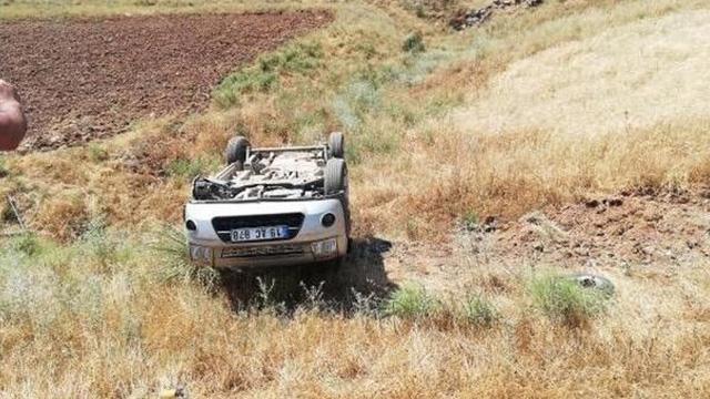 Siirt'teki trafik kazasında 10 kişi yaralandı