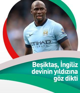 Beşiktaş, Eliaquim Mangala'yı transfer listesine aldı
