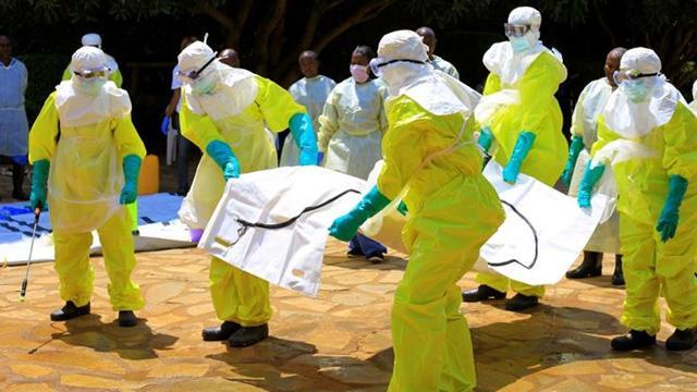 Kongo'da Ebola'dan dolayı hayatını kaybedenlerin sayısı bin 400'ü  geçti