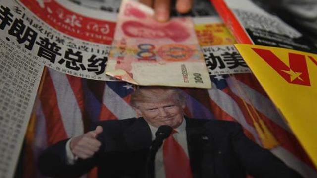 Trump: Çin ek gümrük vergilerini ödeyebilmek için parasını değersizleştirdi