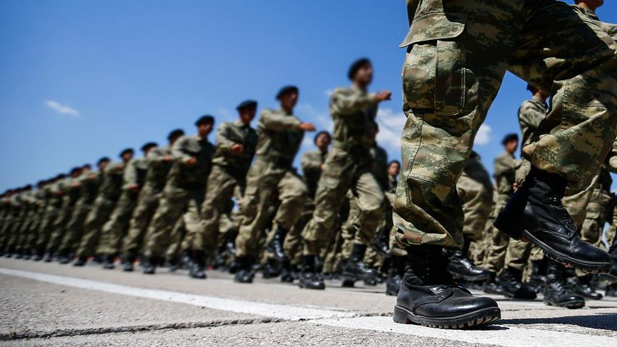 Yeni Askerlik sistemi Resmi Gazete'de yayımlanarak yürürlüğe girdi