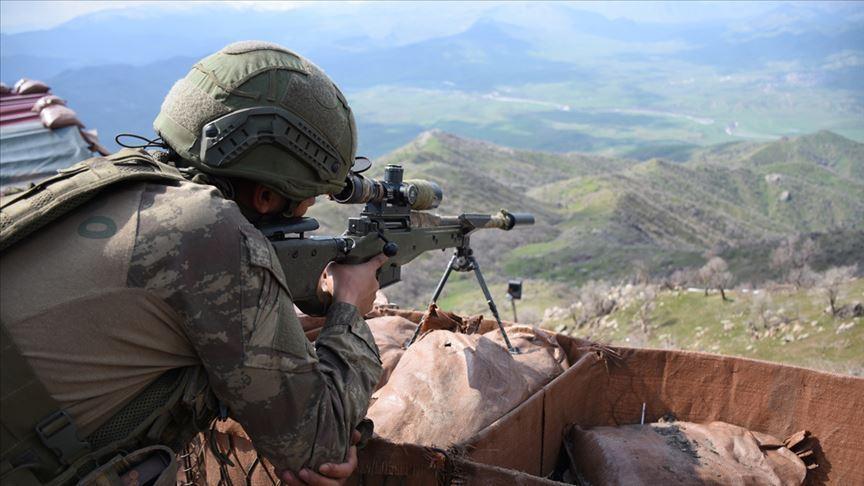 İçişleri Bakanlığı: Tunceli'de 3 terörist etkisiz hale getirildi