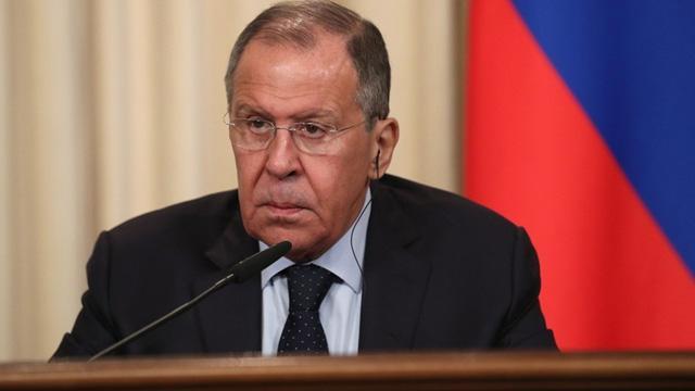 Rusya Dışişleri Bakanı Lavrov: Körfez krizi diyalogla çözülür, ABD'nin yaptırımları diyaloğa engel