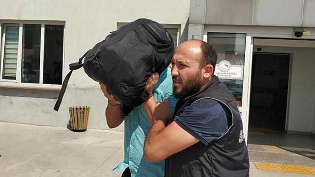 Sosyal medyadan uyuşturucu kullanmayı özendirmekten 4 yıl 2 ay ceza alan zanlı tutuklandı