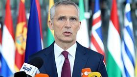 NATO Genel Sekreteri Jens Stoltenberg'den Rusya'ya uyarı