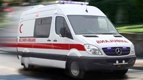 Hatay Kırıkhan'da trafik kazası: 5 yaralı