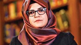 """Gazeteci Cemal Kaşıkçı'nın nişanlısı Cengiz'den """"uluslararası soruşturma"""" çağrısı"""