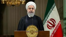Ruhani'den 'nükleer anlaşmayı yeniden müzakere etmeyeceğiz' açıklaması