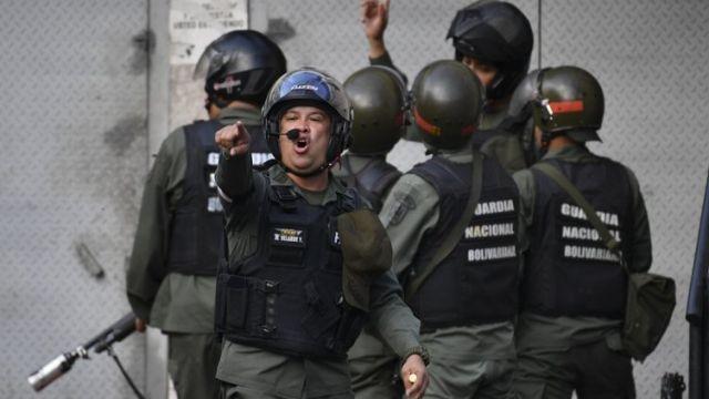 Venezuela'da yeni bir darbe girişimi engellendi