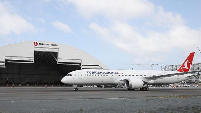 Meraklanan beklenen 'rüya uçak' İstanbul'a geldi... İşte ankette önde giden isim
