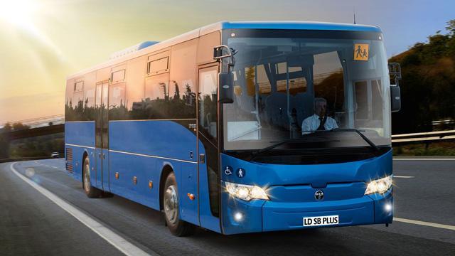 Romen askerin otobüsü Türkiye'den gidecek