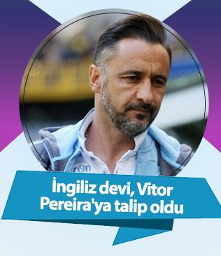 Vitor Pereira, Chelsea'nin teknik direktör listesine girdi