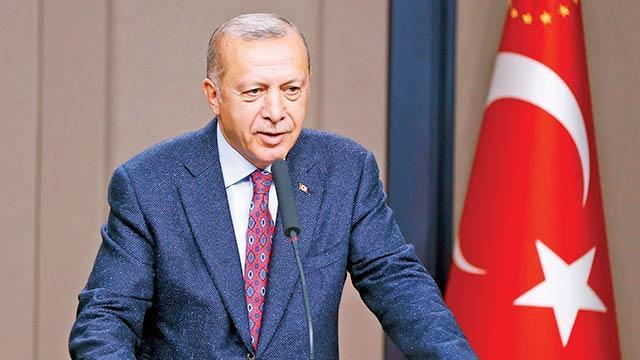 Türkiye'den kararlı duruş