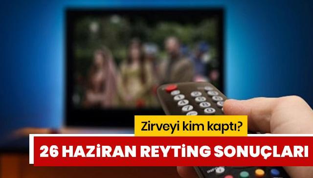 26 Haziran reyting sonuçları! Afili Aşk mı, Survivor Türkiye - Yunanistan mı, Güldür Güldür Show mu kim birinci?