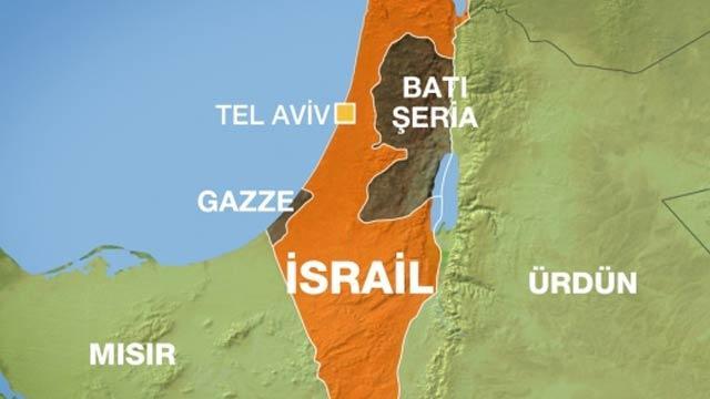 İsrail Batı Şeria'da Filistinlilere ait yapıları 'ruhsatsız' olduğu gerekçesiyle yıktı