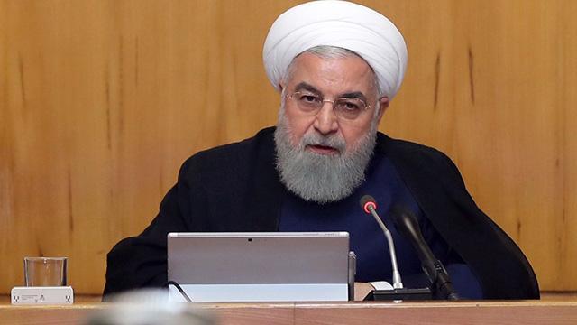 İran Cumhurbaşkanı Ruhani: İran hiçbir zaman ABD'yle savaş istemedi