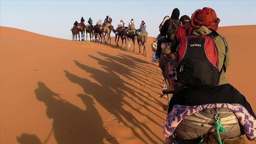 Nijer çölünden son 3 yılda 20 bin kişi kurtarıldı