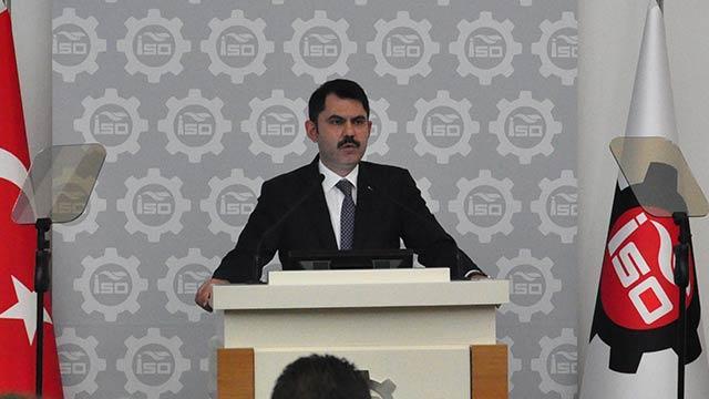 Bakan Kurum: Türk Malı artık dünyanın dört bir yanında kalitenin sembolü haline geldi