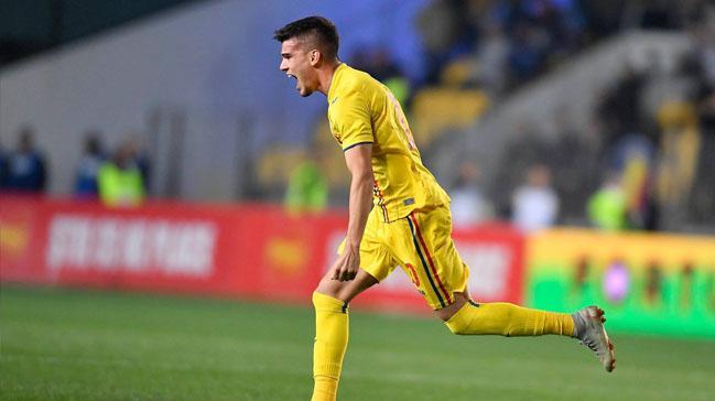 Galatasaray'ın transfer listesinde bulunan Ianis Hagi elden kaçıyor