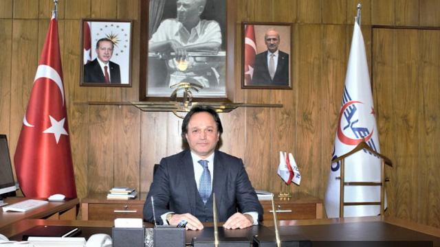 TCDD Genel Müdürü Uygun'a uluslararası görev: Oy birliğiyle seçildi