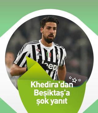 Khedira'nın Beşiktaş'ın teklifini reddettiği iddia edildi