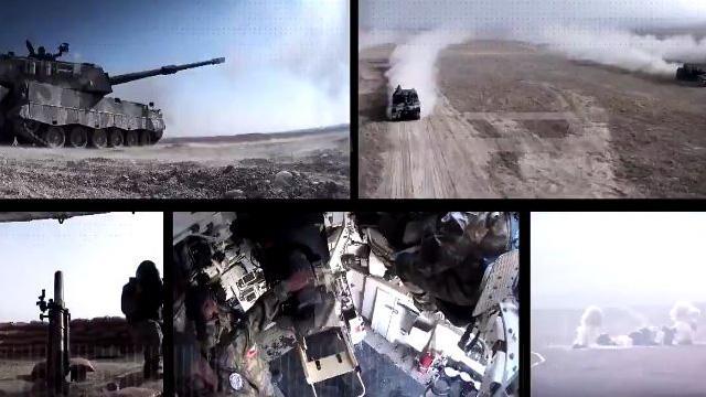 Milli Savunma Bakanlığı,  Türk Kara Kuvvetleri'nin kuruluş yıl dönümü dolayısıyla bir video paylaştı
