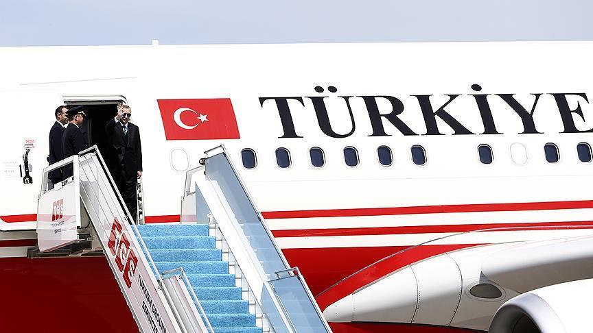 Başkan Erdoğan Japonya'da