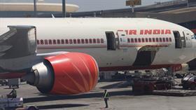 Son dakika.. Hindistan yolcu  uçağı bomba tehdidi nedeniyle Londra'ya acil iniş yaptı