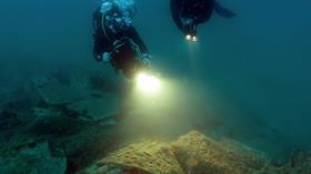 """Ege ve Akdeniz'deki """"antik deniz yolu"""" ortaya çıktı"""