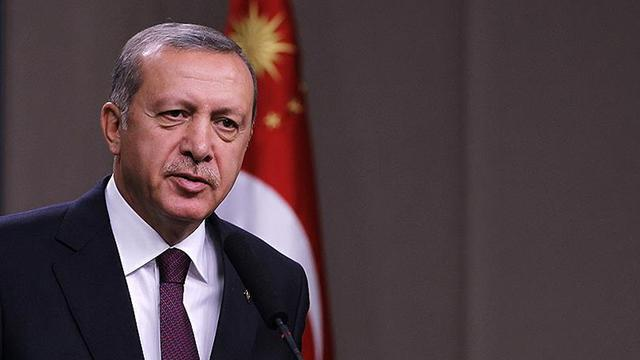 Başkan Erdoğan, Kara Kuvvetleri Komutanlığının kuruluş yıl dönümünü kutladı