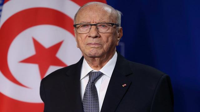 Tunus Cumhurbaşkanı Sibsi askeri hastanede tedaviye alındı