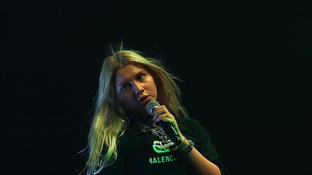 Aleyna Tilki'den 30 bin kişiye dev konser