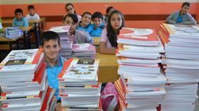 MEB, ücretsiz ders kitaplarını plastik poşetsiz dağıtacak